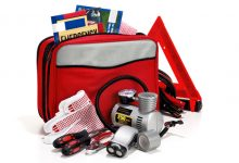 vehicle emergency bag